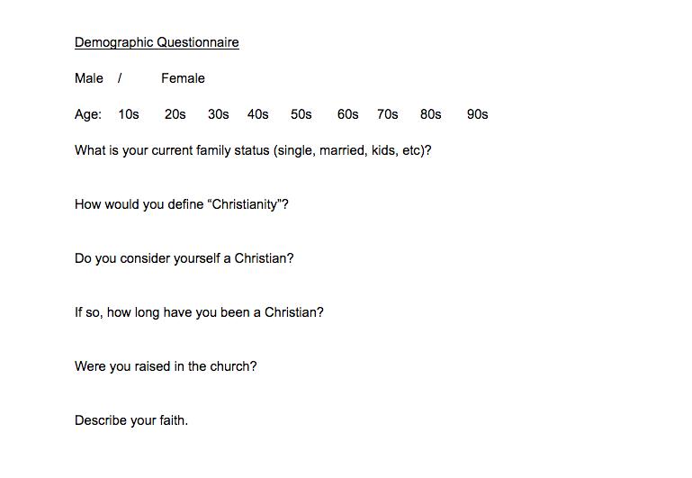 Beta Reader Questionnaires | Cari Jehlik